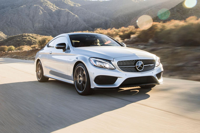 2018 Mercedes-Benz C-Class AMG C 43 Coupe Exterior
