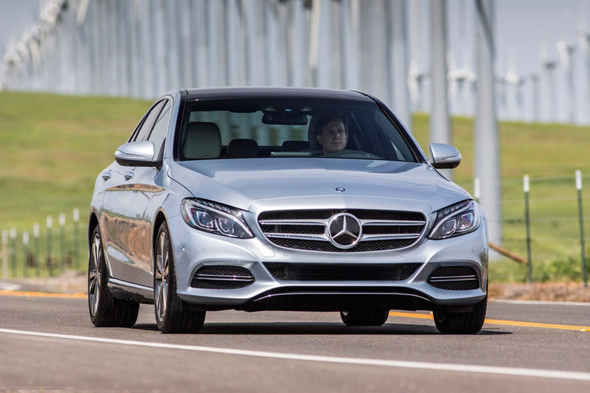 2018 Mercedes Benz C Class C350e Plug In Hybrid Review Trims Specs