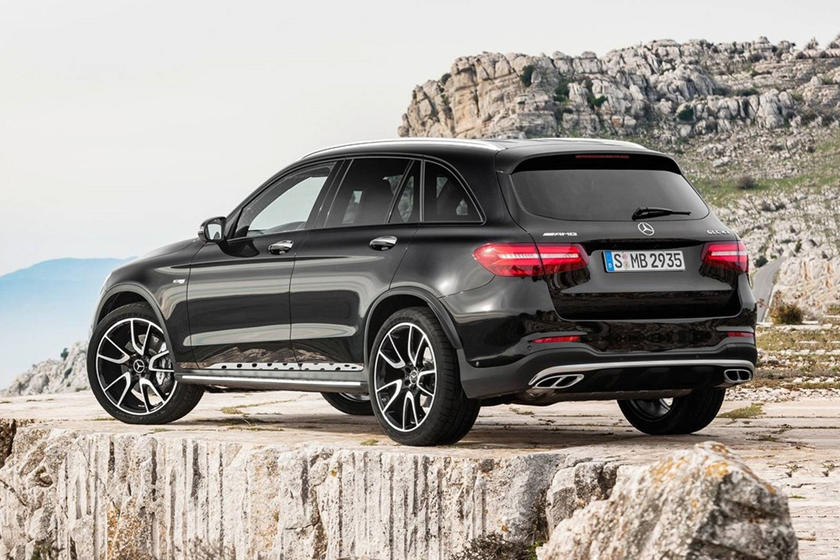2018 Mercedes Amg Glc43 Suv Review Trims Specs And Price Carbuzz