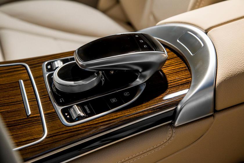 2018 Mercedes-Benz GLC-Class GLC 300 4MATIC 4dr SUV Aux Controls