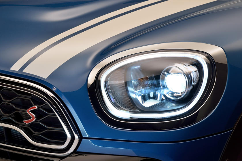 2018 MINI Countryman Cooper S ALL4 Wagon Exterior Detail
