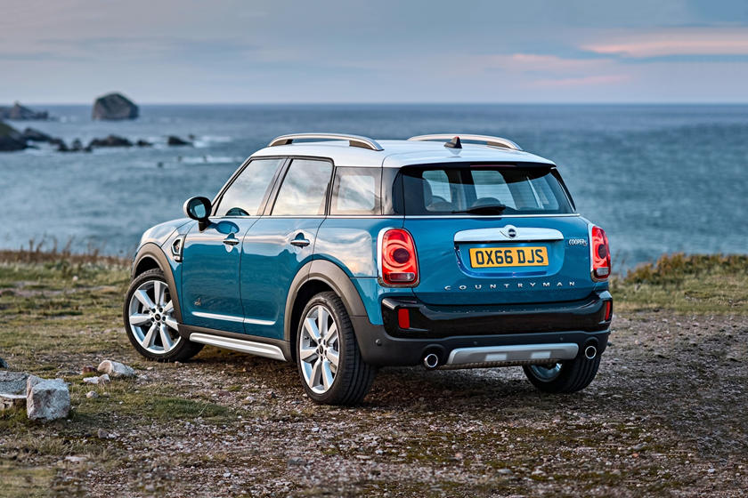 2018 MINI Countryman Cooper S ALL4 Wagon Exterior