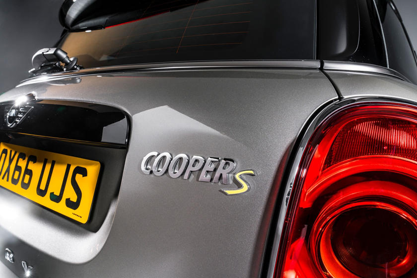 2018 MINI Countryman Cooper S E ALL4 Wagon Rear Badge