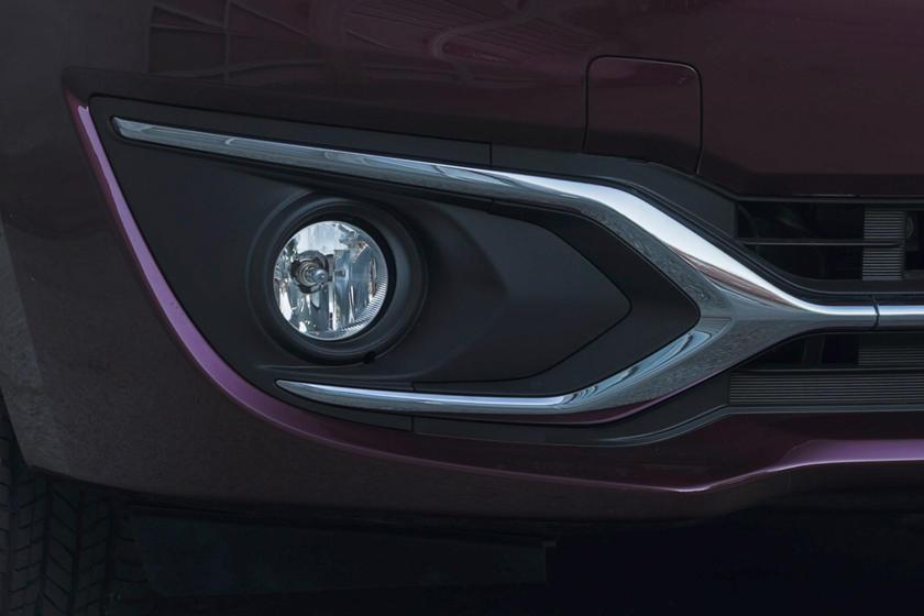 2018 Mitsubishi Mirage GT 4dr Hatchback Fog Light Detail