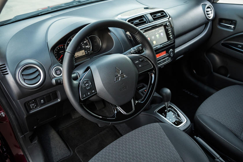 2018 Mitsubishi Mirage GT 4dr Hatchback Interior