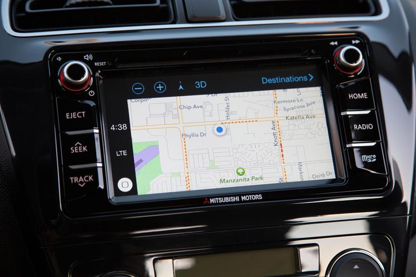 2018 Mitsubishi Mirage GT 4dr Hatchback Navigation System