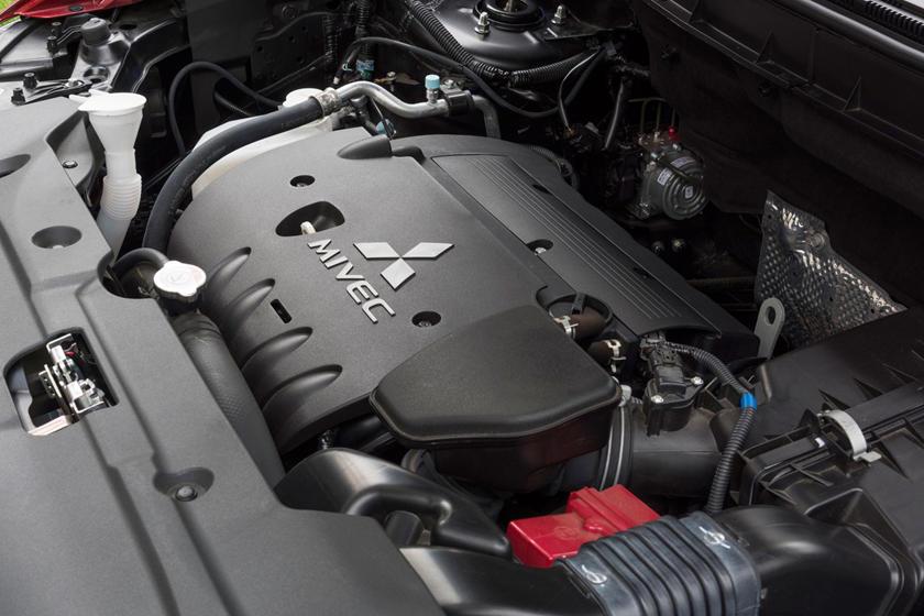 2017 Mitsubishi Outlander Sport 2.4 GT 4dr SUV 2.4L I4 Engine