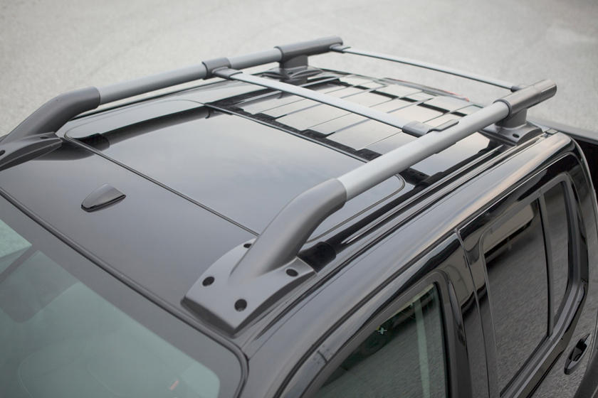 2017 Nissan Frontier PRO-4X Crew Cab Pickup Exterior Detail