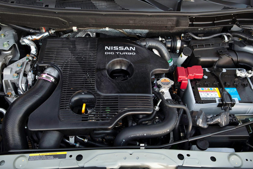 2017 Nissan Juke SL 4dr Hatchback Engine