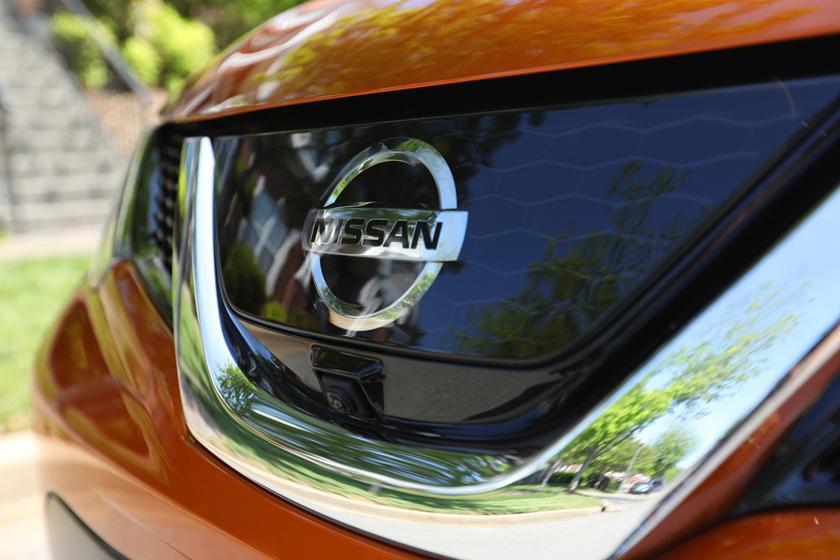 2017 Nissan Rogue Sport SL 4dr SUV Front Badge