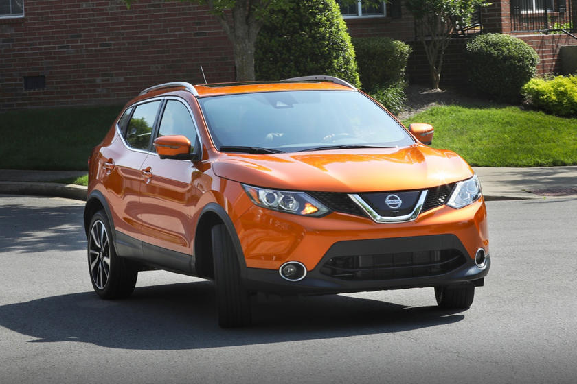 2017 Nissan Rogue Sport SL 4dr SUV Exterior Shown