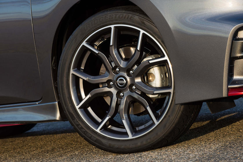2017 Nissan Sentra NISMO Sedan Wheel