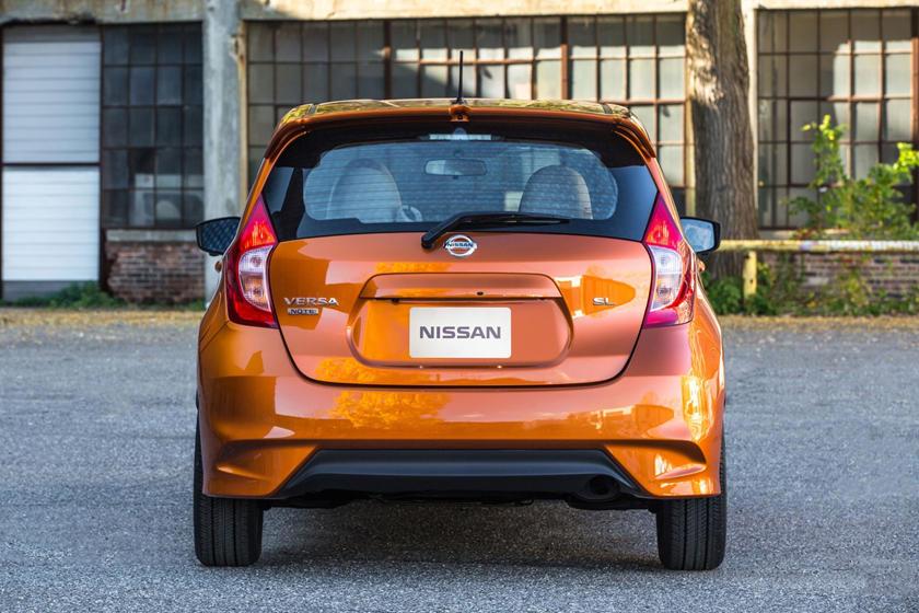 2017 Nissan Versa Note 1.6 SL 4dr Hatchback Exterior