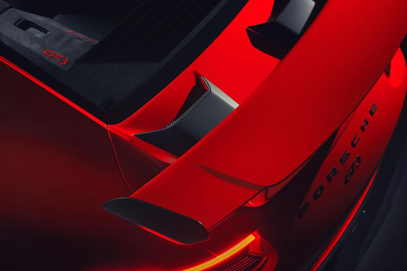 2018 Porsche 911 GT3 Coupe Exterior Detail