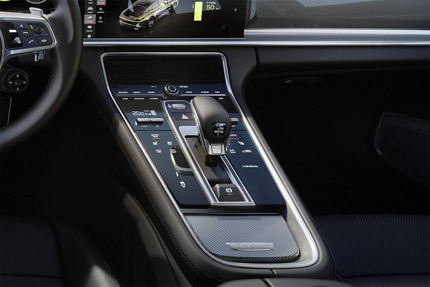 2018 Porsche Panamera Turbo S E-Hybrid Sedan Shifter