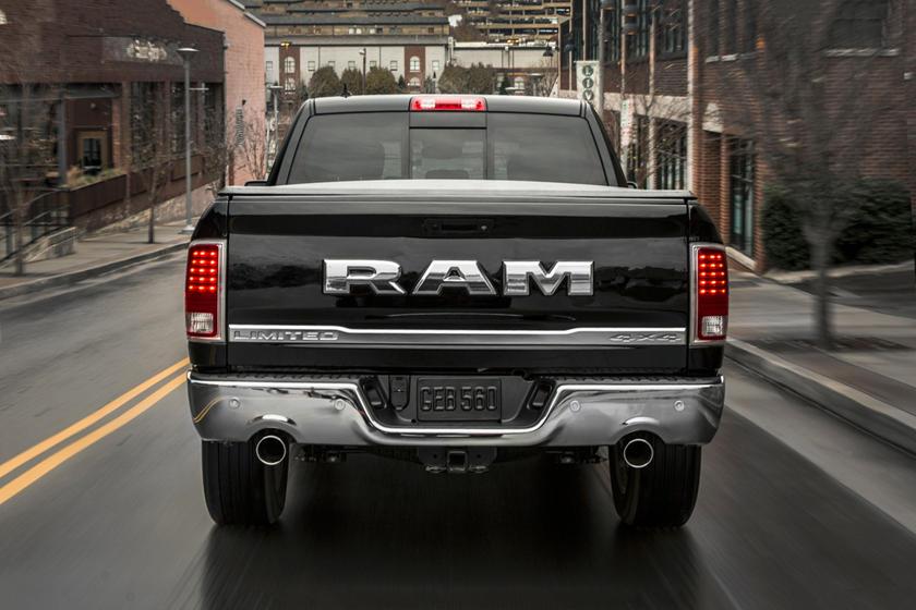 2017 Ram 1500 Limited Crew Cab Pickup Exterior