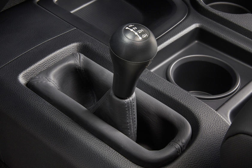 2017 Ram 2500 Power Wagon Crew Cab Pickup Shifter