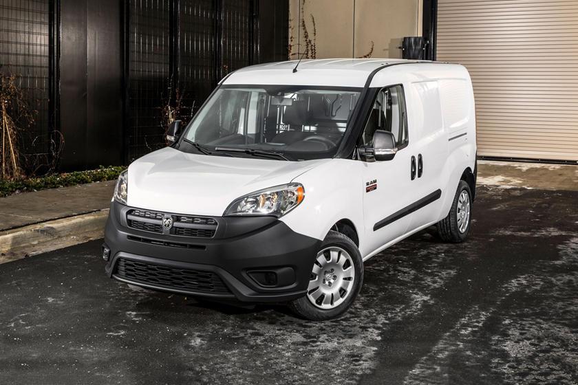 2018 Ram Promaster City Tradesman Cargo Minivan Exterior Shown