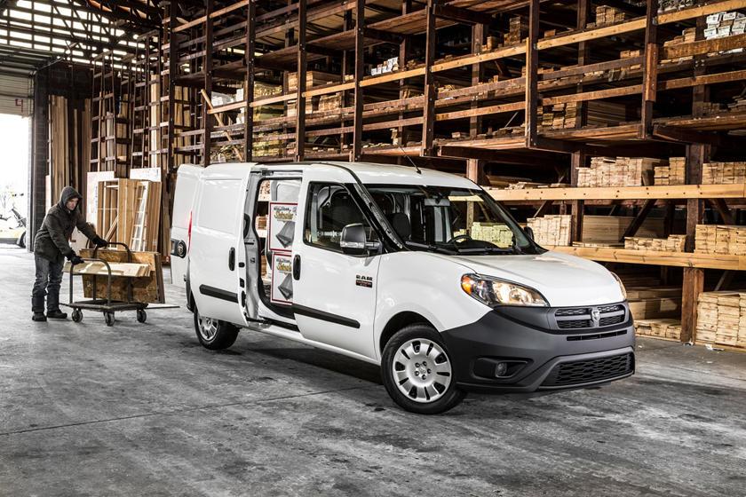 2018 Ram Promaster City Tradesman Cargo Minivan Lifestyle Exterior Shown