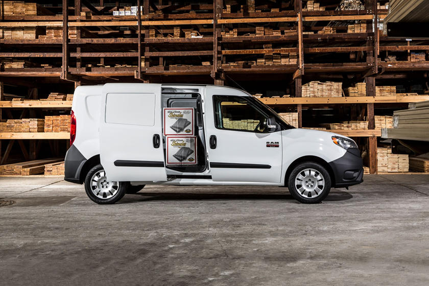 2018 Ram Promaster City Tradesman Cargo Minivan Profile Shown