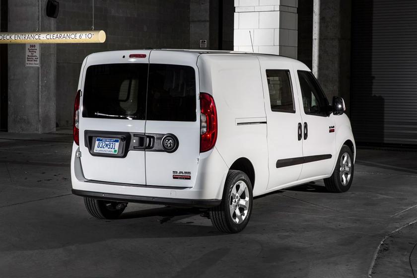 2018 Ram Promaster City Tradesman SLT Cargo Minivan Exterior