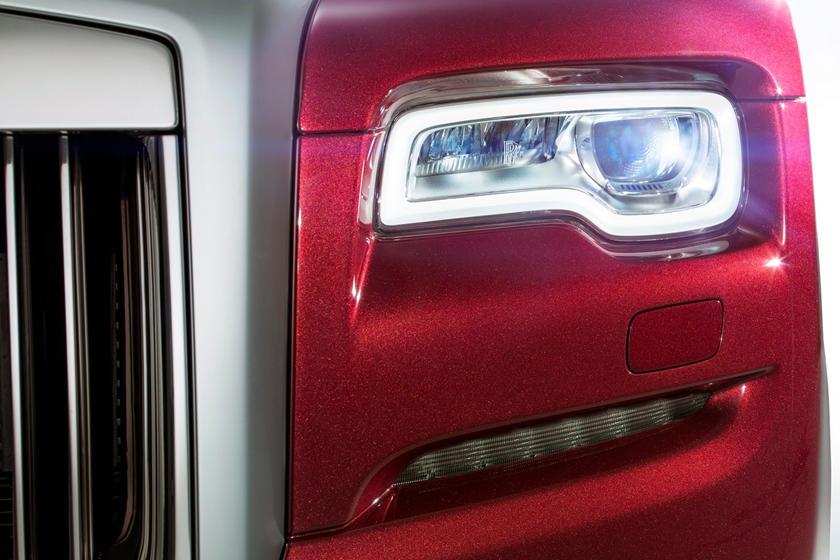 2017 Rolls-Royce Ghost Series II SedanHeadlamp Detail