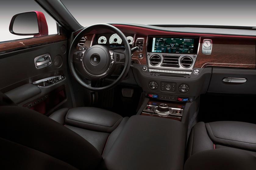 2017 Rolls-Royce Ghost Series II  SedanInterior