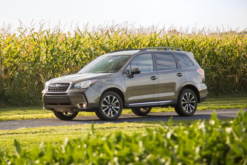2018 Subaru Forester 2.0XT Touring 4dr SUV Exterior