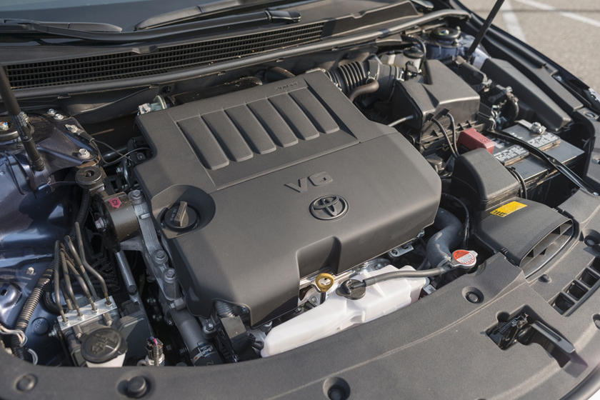 2018 Toyota Avalon Limited Sedan 3.5L V6 Engine