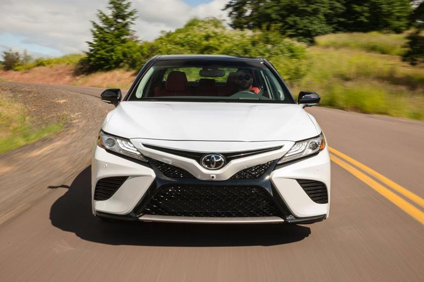 2018 Toyota Camry XSE Sedan Exterior