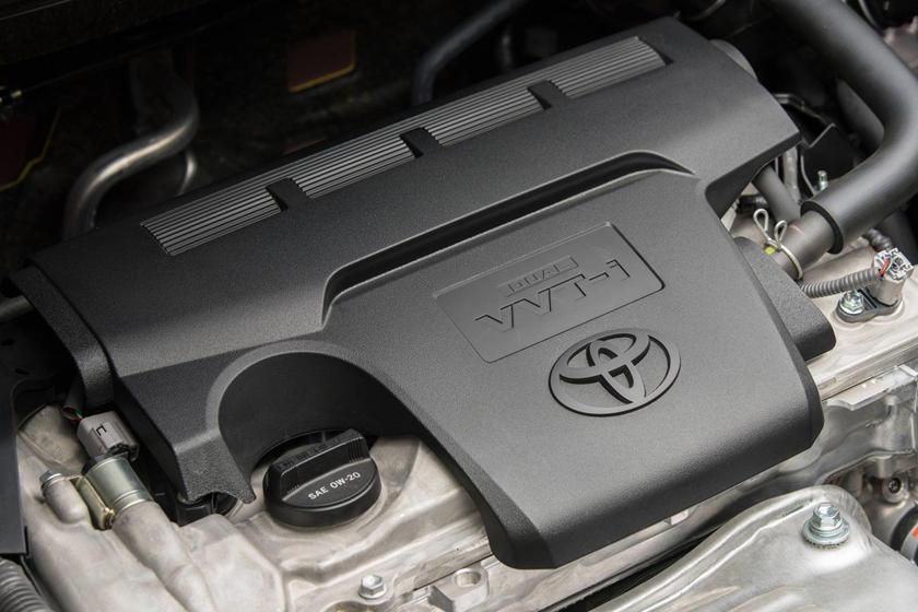 2017 Toyota RAV4 Limited 4dr SUV 2.5L I4 Engine