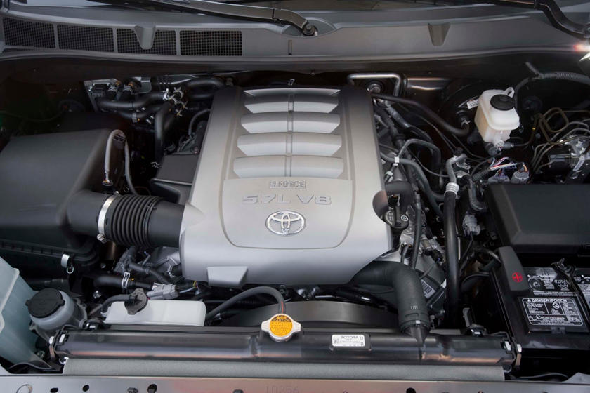 Toyota Sequoia Limited 4dr SUV 5.7L V8 Engine