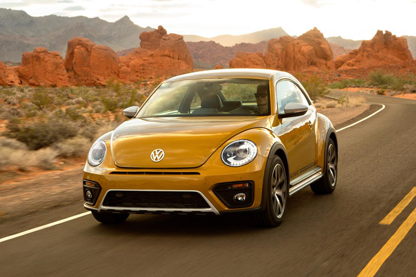 2017 Volkswagen Beetle 1.8T Dune 2dr Hatchback Exterior