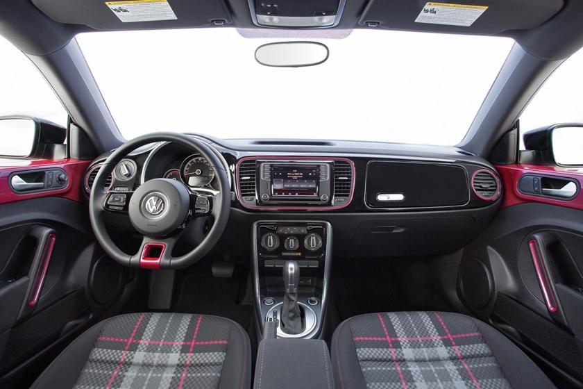 2017 Volkswagen Beetle #PinkBeetle 2dr Hatchback Dashboard