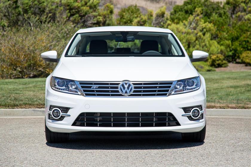 2017 Volkswagen CC 2.0T R-Line Executive Sedan Exterior