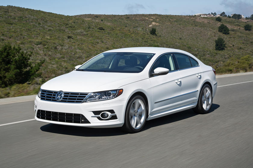 used 2017 volkswagen cc review, trims, specs and price - carbuzz