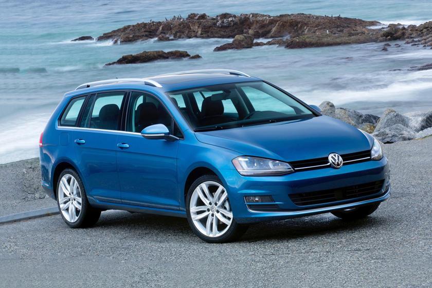 2017 Volkswagen Golf Sportwagen Tsi S >> Used 2017 Volkswagen Golf SportWagen Review,Trims, Specs ...