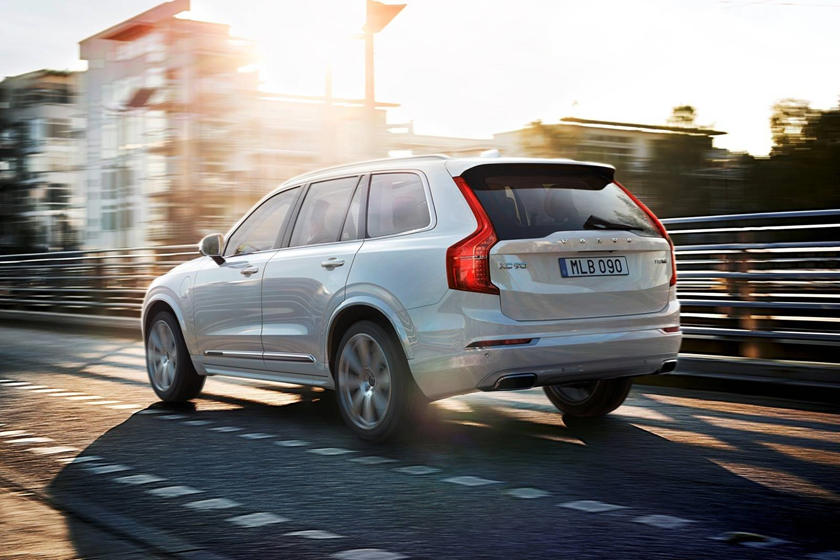 2018 Volvo XC90 T8 Inscription Twin Engine Plug-In Hybrid 4dr SUV Exterior
