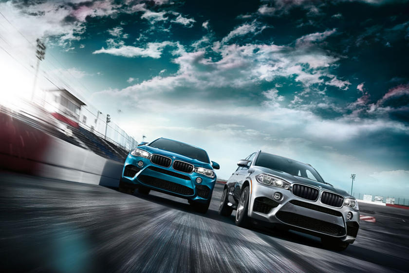 2015-2018 BMW  X5 M In Motion