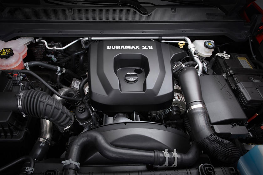 2017 Chevrolet Colorado 2.8l Duramax
