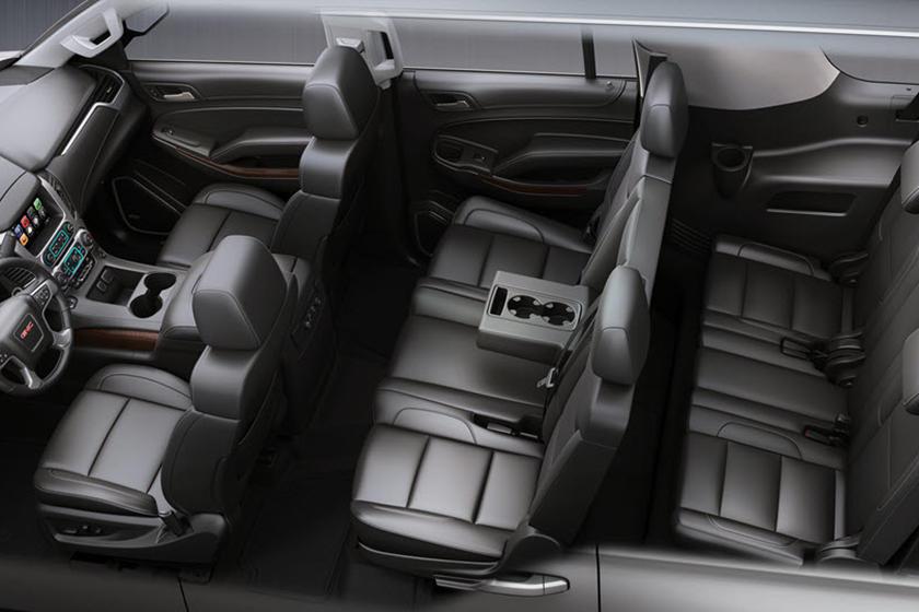 2018 GMC Yukon SLT 4dr SUV Interior Detail
