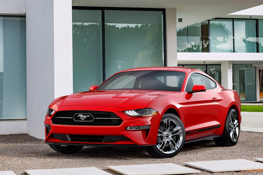 2018 Ford Mustang Coupe Appearance Package Exterior