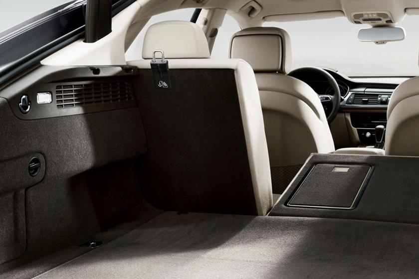 2016-2018 Audi  S7 Sportback Rear Seats Folded