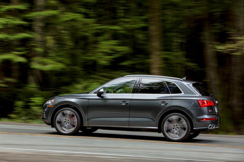 2018 Audi SQ5 In Motion