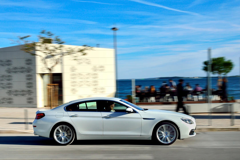 2014-2018 BMW 6 Series Gran Coupe In Motion
