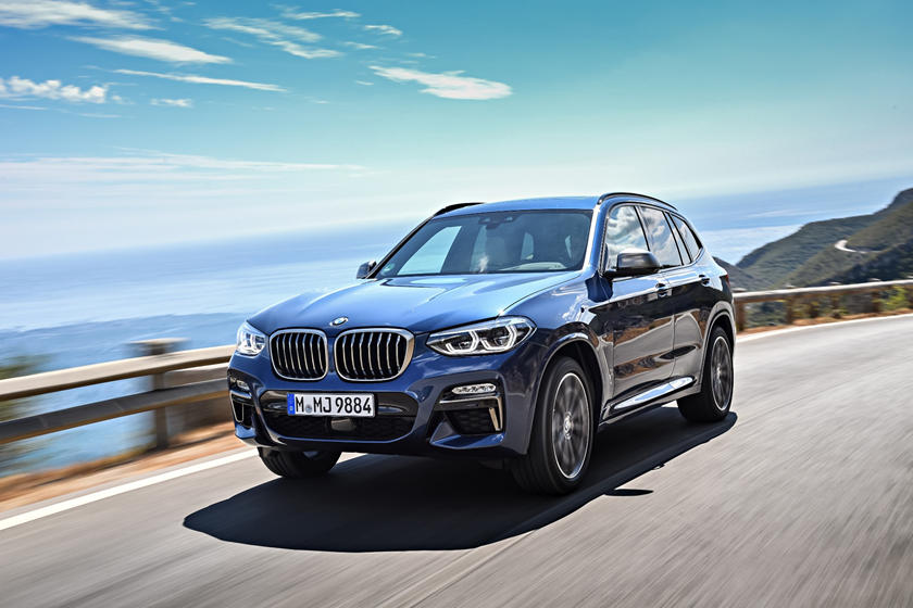 2018-2019 BMW X3 In Motion