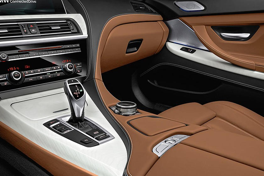 2014-2018 BMW 6 Series Gran Coupe Front Interior Details