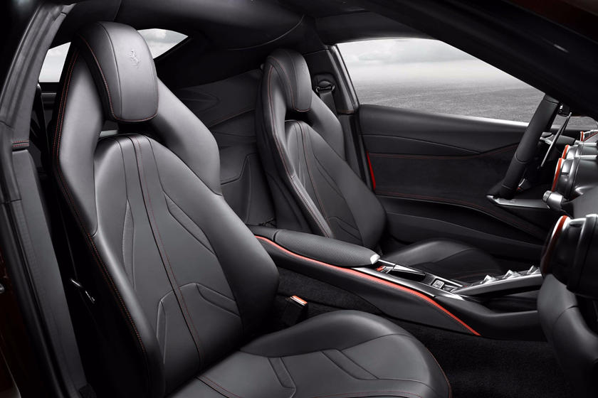 Ferrari 812 Superfast Seats