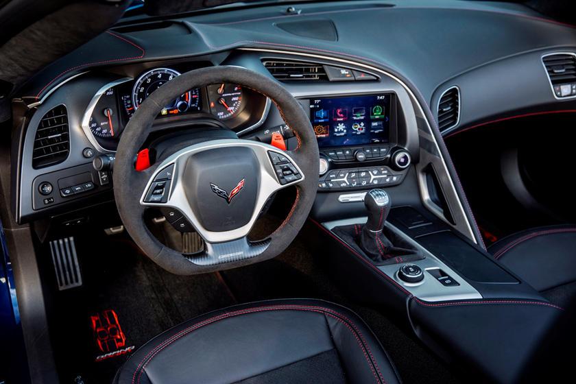 2018 Chevrolet Corvette Grand Sport Convertible
