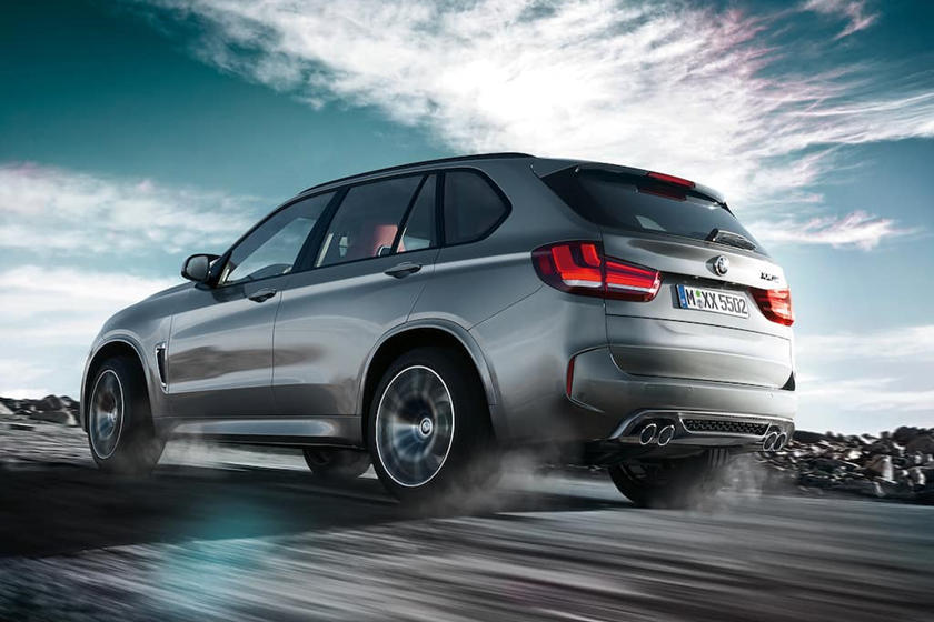 2017 BMW X5 xDrive40e iPerformance 4dr SUV Exterior
